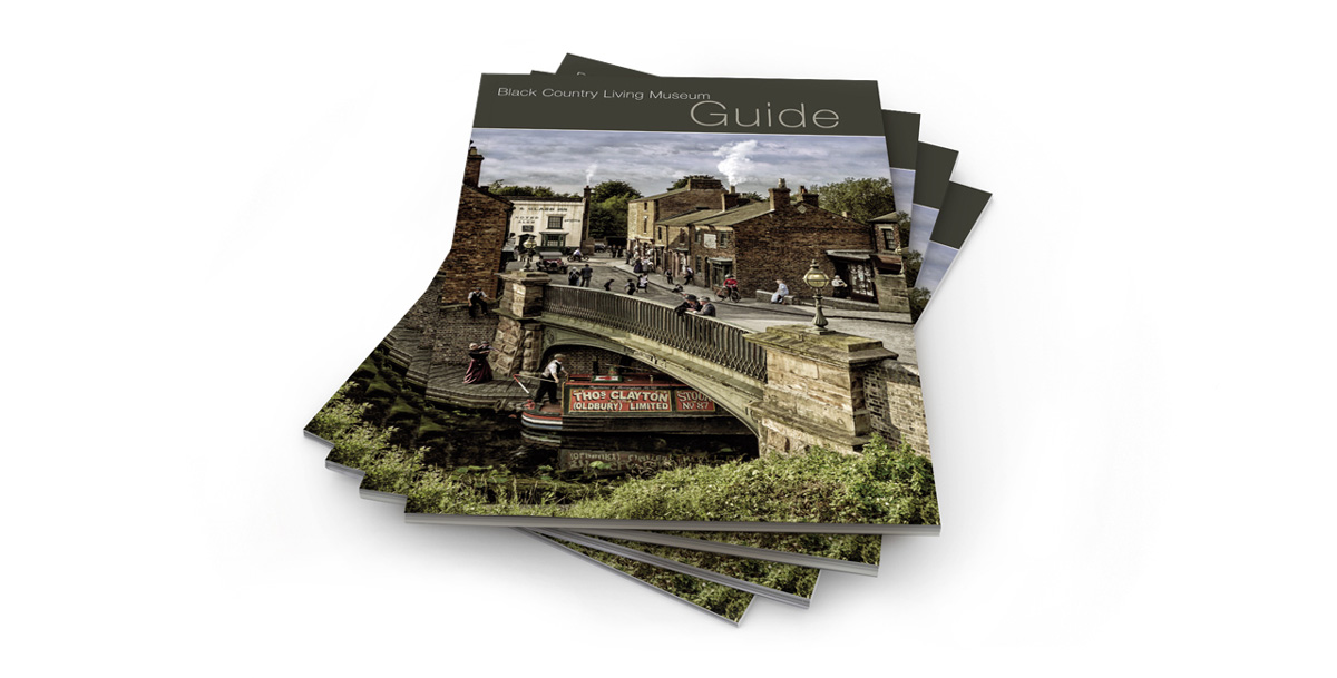 black country living museum guide book