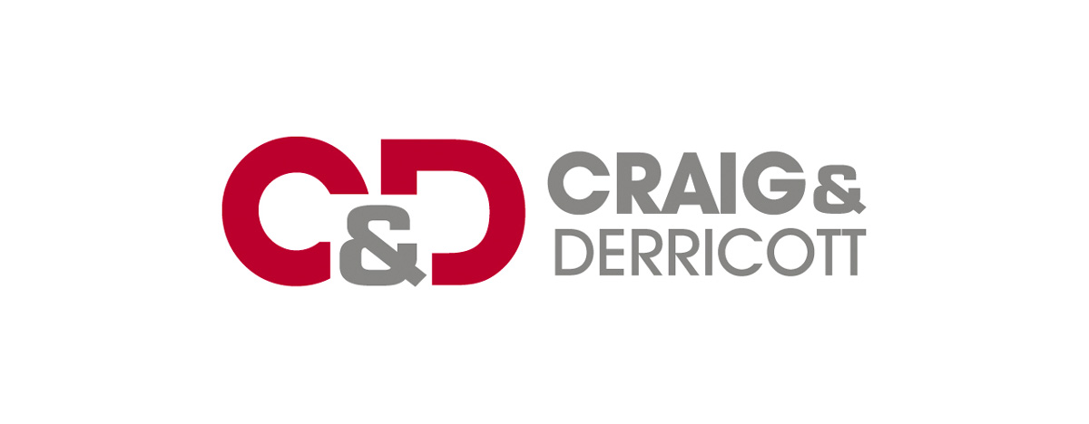 craig and derricott logo