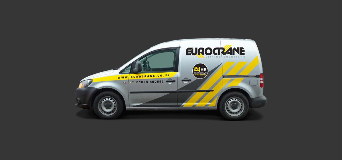 eurocrane van