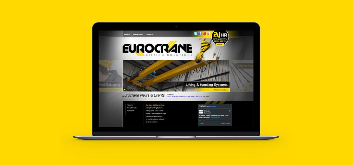 eurocrane folder and inserts