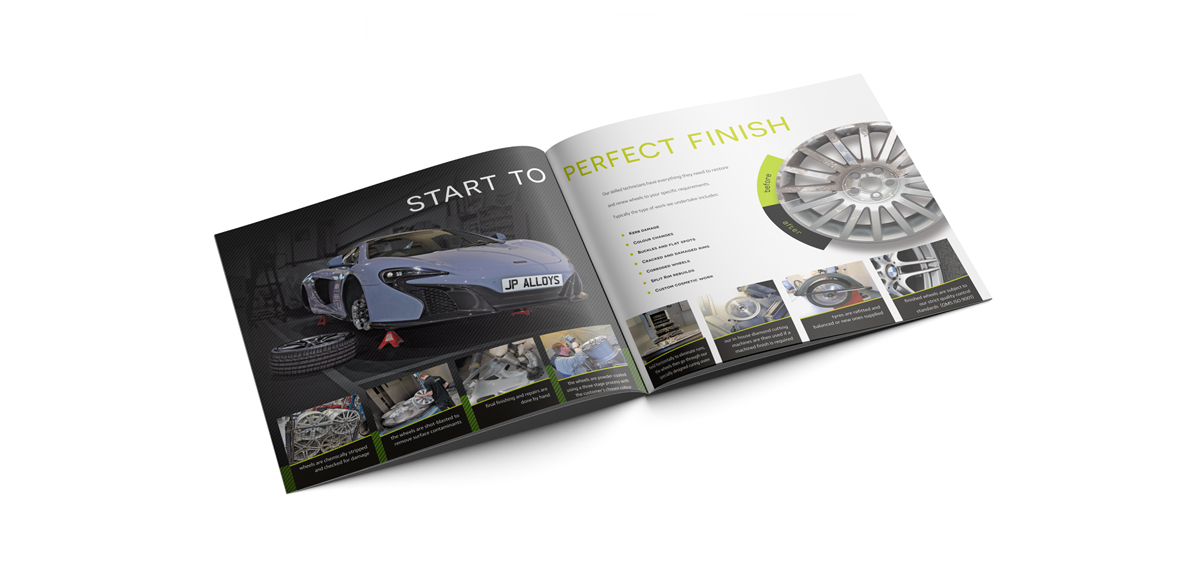jp alloys brochure