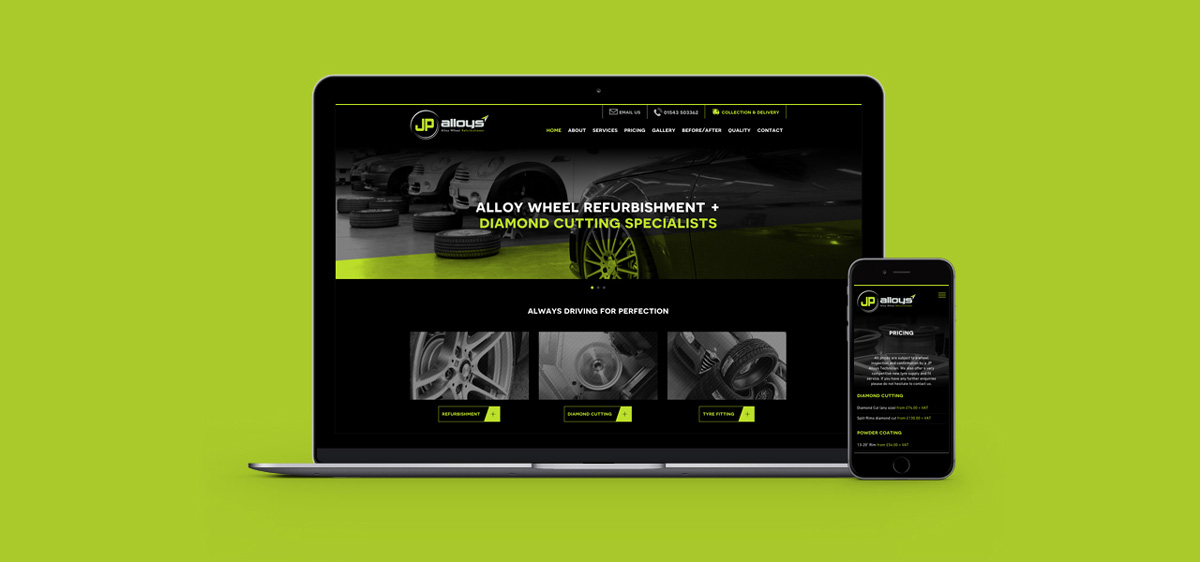 jp alloys website