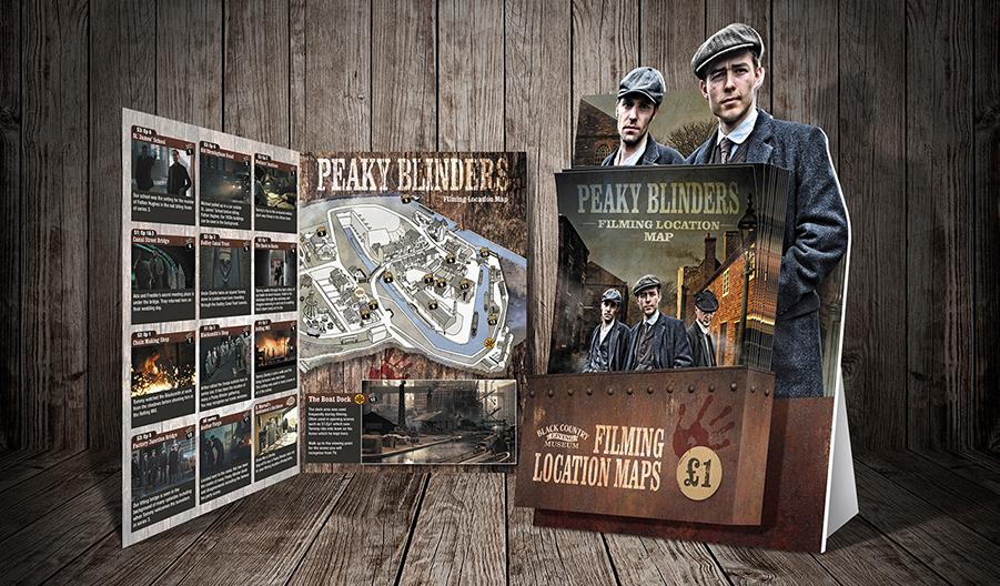 peaky blinders promotional material