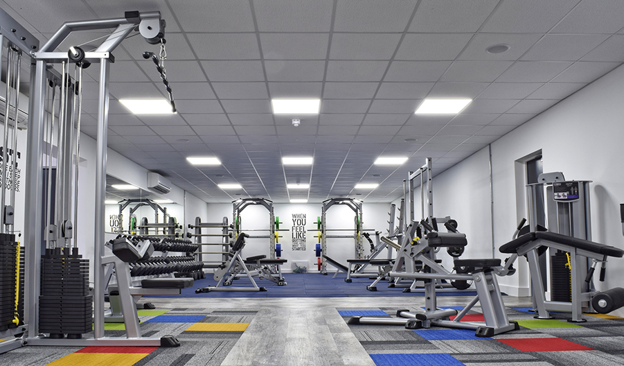image of a gym
