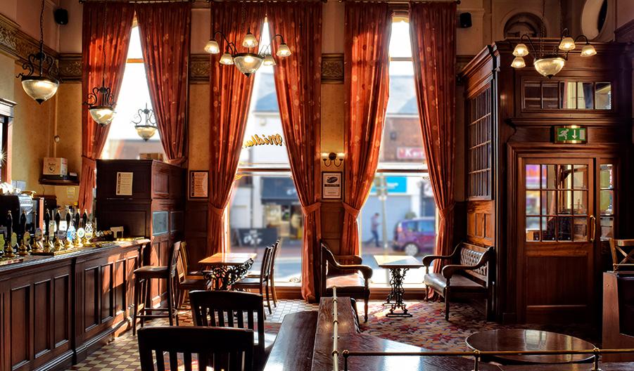 pub lounge