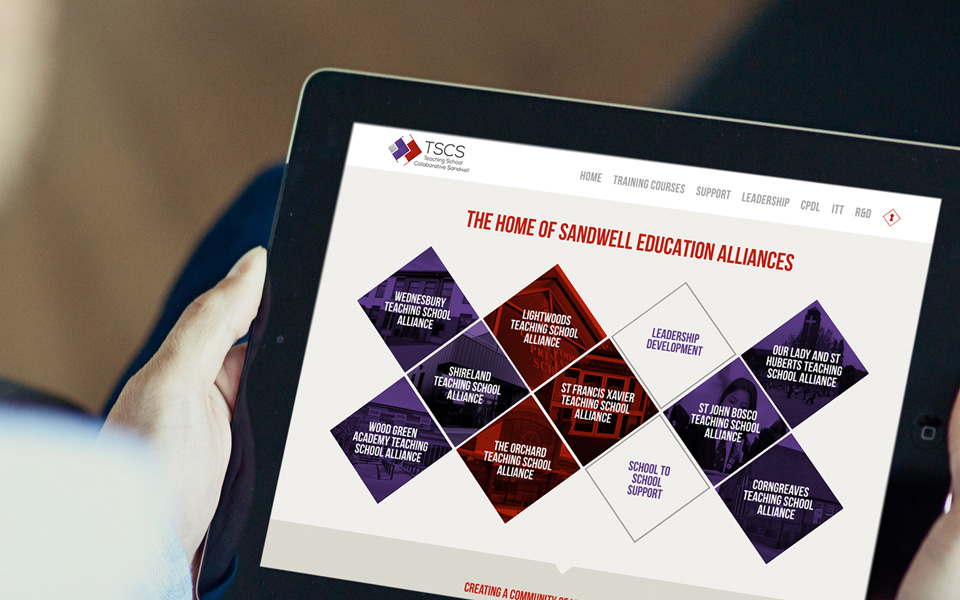 teaching school collaborative sandwell cover image