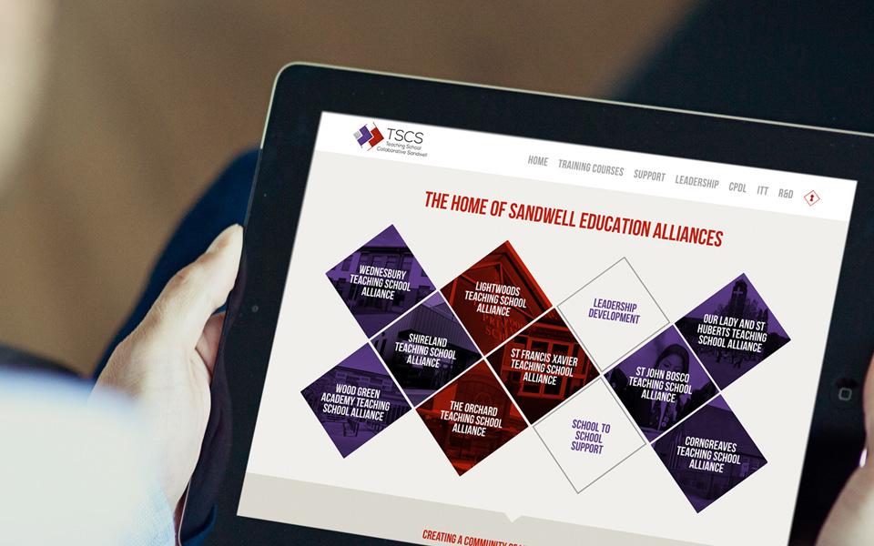 teaching school collaborative sandwell cover image